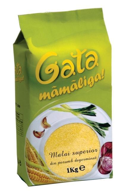 superior corn flour Weight: 1 kg flexible packaging Pambac malai extra Ambalaj: 500g, 1