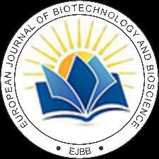 European Journal of Biotechnology and Bioscience Online ISSN: 2321-9122, Impact Factor: RJIF 5.44 www.biosciencejournals.com Volume 5; Issue 1, January 2017; Page No.
