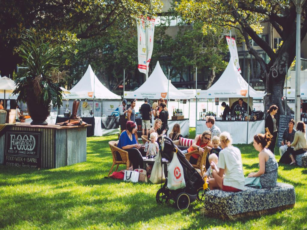 What is NSW Food & Wine Festival?