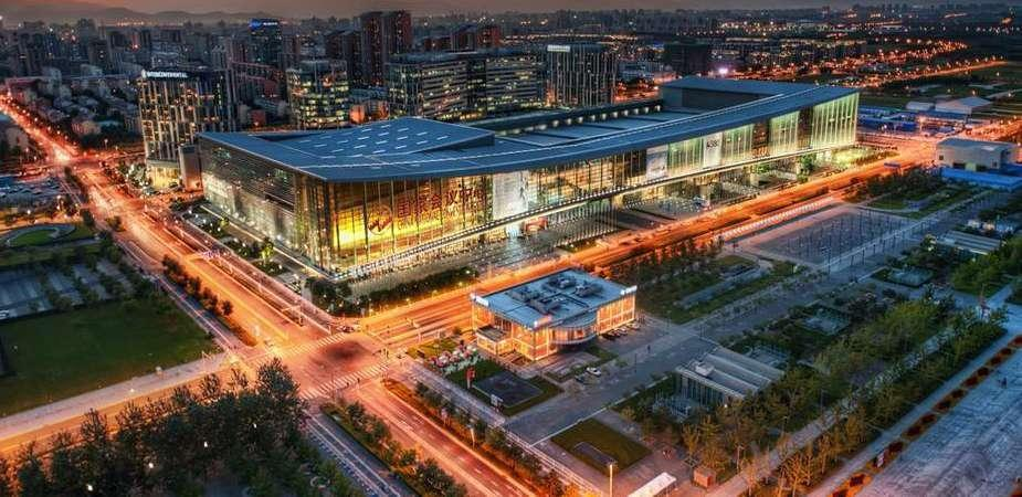Venue & Accommodation Hotel: China National Convention Center Grand Hotel