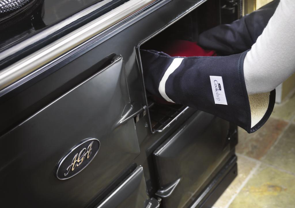 kshop.co.uk Getting to know your AGA If you have not already seen a demonstration, ask your AGA Specialist for details.