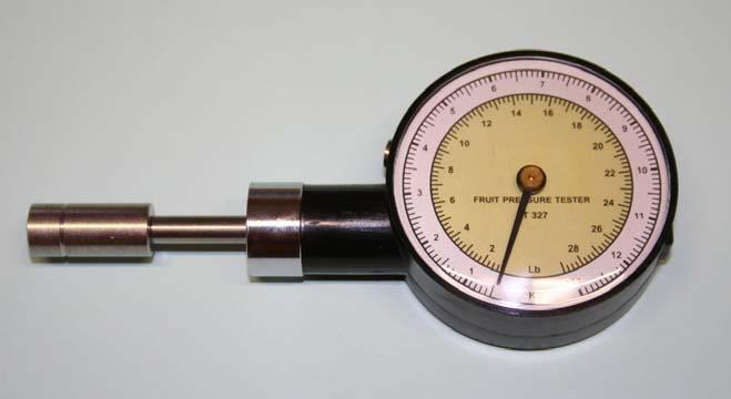 Test by PENETROMETER Sample preparation Penetrometers are available with dial gauges calibrated in both metric (kg) and imperial (lbs) measurements and can be obtained to cover different ranges of