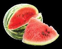 Store watermelons at 41 F or below for up to 24 hours prior to cutting to reduce the amount of time is takes cut melon to cool to 41 F.