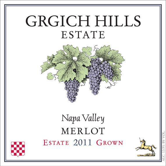 Duckhorn - Grgich Hills Merlot - NEW WORLD CABERNET SAUVIGNON & CABERNET BLENDS