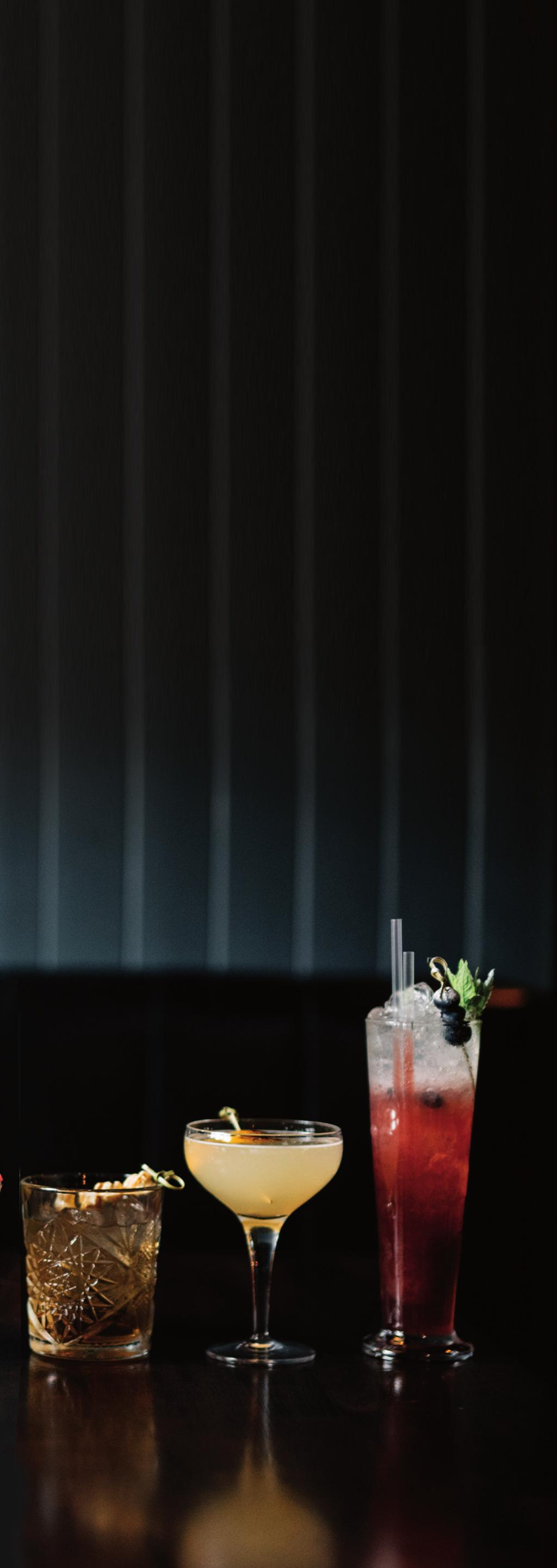 Long Island Iced Tea ABSOLUT VODKA, BEEFEATER GIN, HAVANA 3YR OLD RUM, TEQUILA, TRIPLE SEC, SUGAR SYRUP, LEMON JUICE, COCA-COLA Flavoured Margarita TEQUILA, TRIPLE SEC, LIME JUICE, SUGAR SYRUP Ask