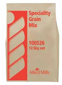 SPECIALTY GRAIN Specialty Grain Collection Coarse Bran Coarse bran flakes carefully produced to optimise flavour and texture in bakery products.