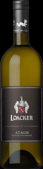 Tasting notes: bright yellow straw; pleasant and fruity aroma, this wine develops harmoniously with hints of exotic fruits, with an elegant and persistent development on the palate.