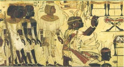 The Kushites (aka Nubians) Little is known about the ancient Kushites because they were