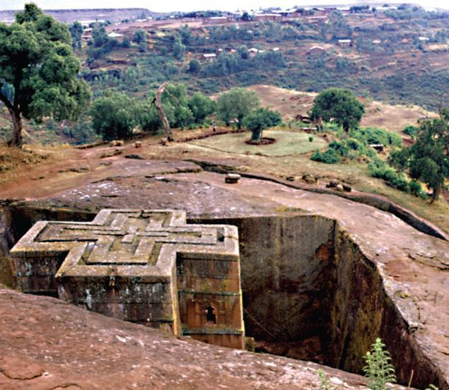 Section 3 Though Axum faded, its culture did not disappear. Rather, its legacy survived in medieval Ethiopia.