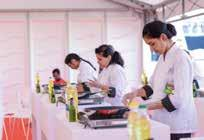 Come and enjoy as these leaders in world cuisine create gastronomic delights