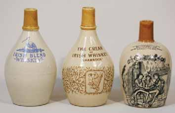 TRUMAN S 6ins tall, solid plastic, TRUMAN S BREWERS OF GOOD BEER FOR OVER 300 YEARS. Very R$90 (100-125) Stoneware Whisky Bottles 22.
