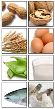 that causes the reaction is called an allergen Eating even a tiny amount of a problem food can cause a severe