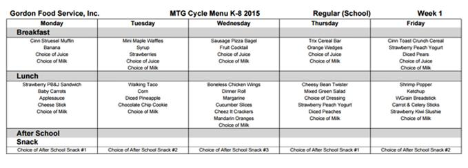 The Menu Label Reading 2 ways to list the MAJOR allergens in simple terms: A parenthetical statement in the list of ingredients e.g. albumin (egg) OR The word Contains followed by the name of the major allergen.