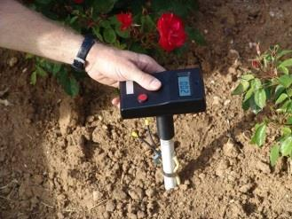 Soil based measurements are poor