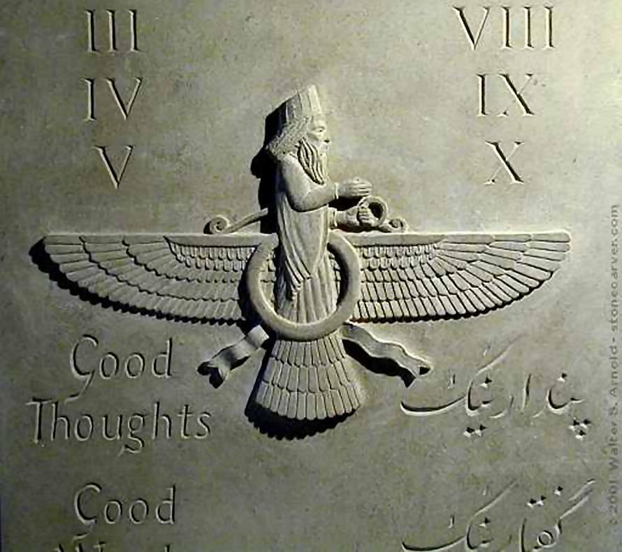 c. Explain the development of monotheism; include the concepts developed by the ancient Hebrews, and Zoroastrianism.