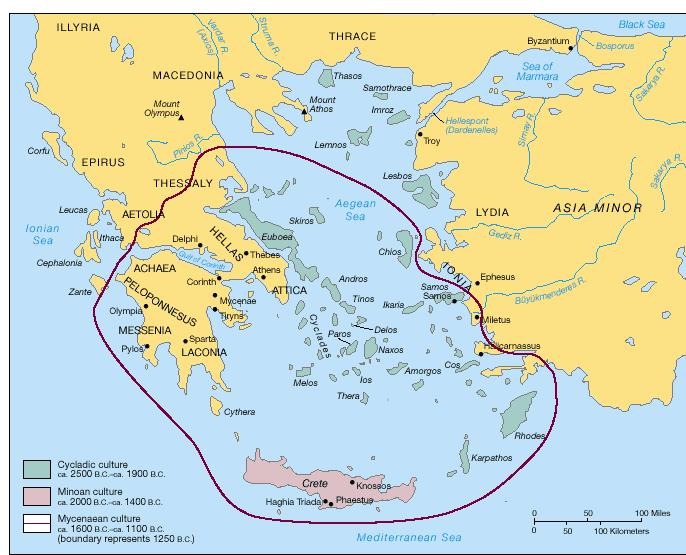 d. Describe early trading networks in the Eastern Mediterranean; include the impact Phoenicians had on the Mediterranean World.