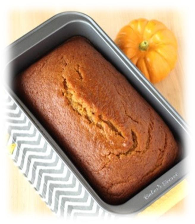 World's Best Pumpkin Bread! 2 Cups Libby Pure Pumpkin 3 cups Sugar 1 cup Canola or Vegetable Oil ⅔ cup Water 4 eggs 3⅓ cups Flour 2 tsp. Baking Soda 1.5 tsp. Salt 1 tsp. Ground Cinnamon 1 tsp.