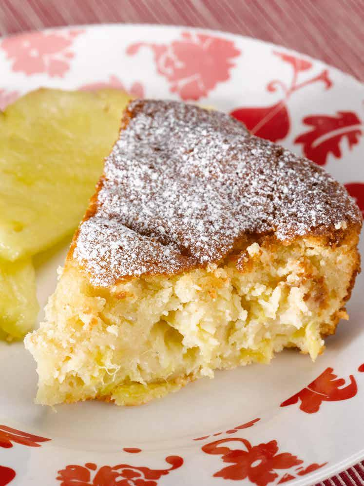 CÔTE D IVOIRE Gâteau Moelleux à l Ananas et à la Noix de Coco Soft Cake with Pineapple and Coconut prep 20 mins/bake 20 mins Some ingredients are just made for each other and that is the case with