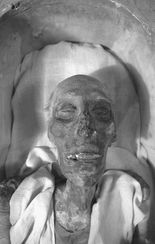 music 171 The mummified body of Ramesses (r. 1304 1237 BCE) is located in the Mummy Room at the Egyptian Museum in Cairo. Richard T.