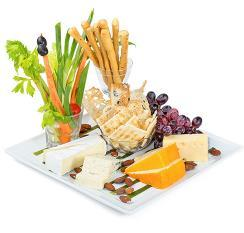 Basket (fruits & cheese) #651 27,50 EUR Fruit Supreme White Wine Gift Basket (fruits,