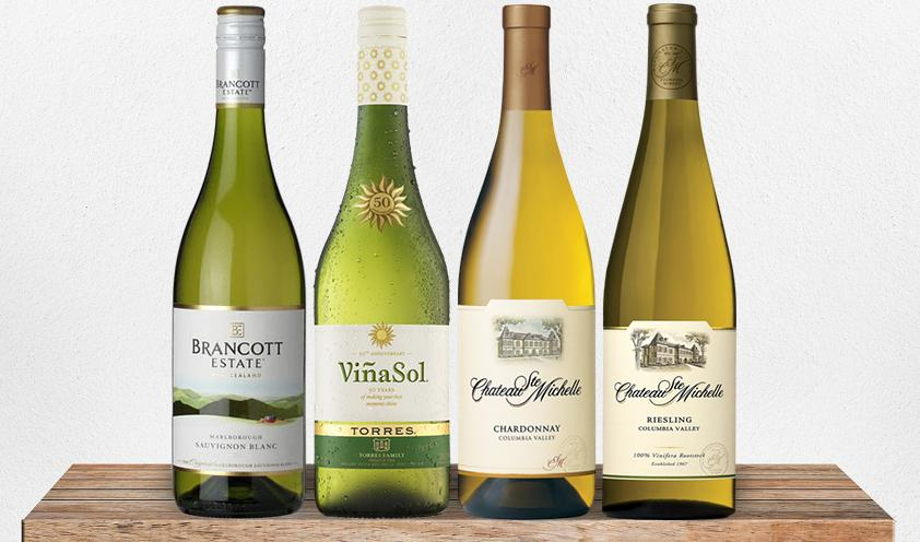Brancott Marlborough Sauvignon Blanc-2015 *National Average Retail Price: $10.