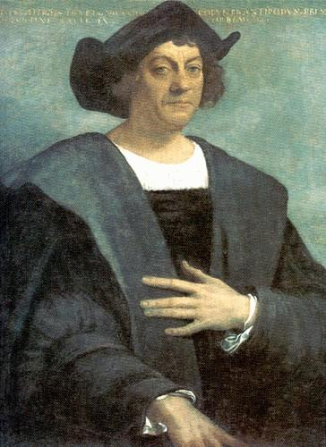 Christopher Columbus Italian man Wanted to find