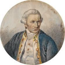 Captain James Cook Claimed Australia for Great