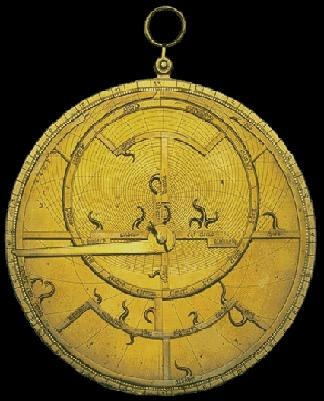 THE ASTROLABE- an