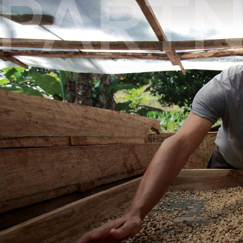 From Colombia to Sumatra, our work with coffee-farming communities