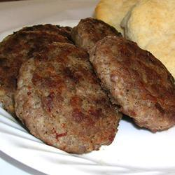 Breakfast Sausage 2 tsp dried sage 2 tsp salt 1 tsp ground black pepper ¼ tsp dried marjoram 1 tbs brown sugar 1/8 tsp