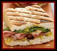 5/4/13 CubanSandwich : Use planned leftovers from Pork Loin with Apple Gravy to make this a SuperFast Meal.