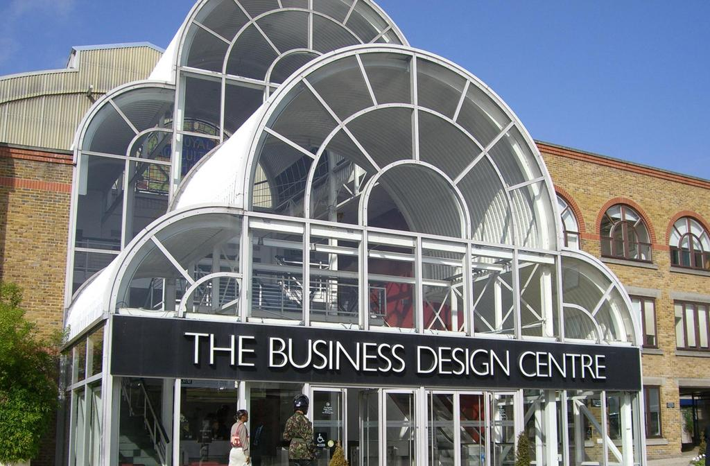 2 New Team, New Venue, New Dates, New Rates After 11 years at Olympia, the event is moving to the Business Design Centre in Islington, which is in the heart of one of London s most vibrant café