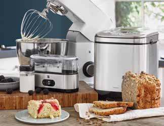 Grill flat & ribbed STYLES @HOME BREAKFAST 26 64 28 AMBIENT Herbs @home LINEO 66 Toaster, Kettle, Milk Frother LONO 68 Toaster, Kettle, Milk Frother, Coffee Maker, Coffee Pad Machine
