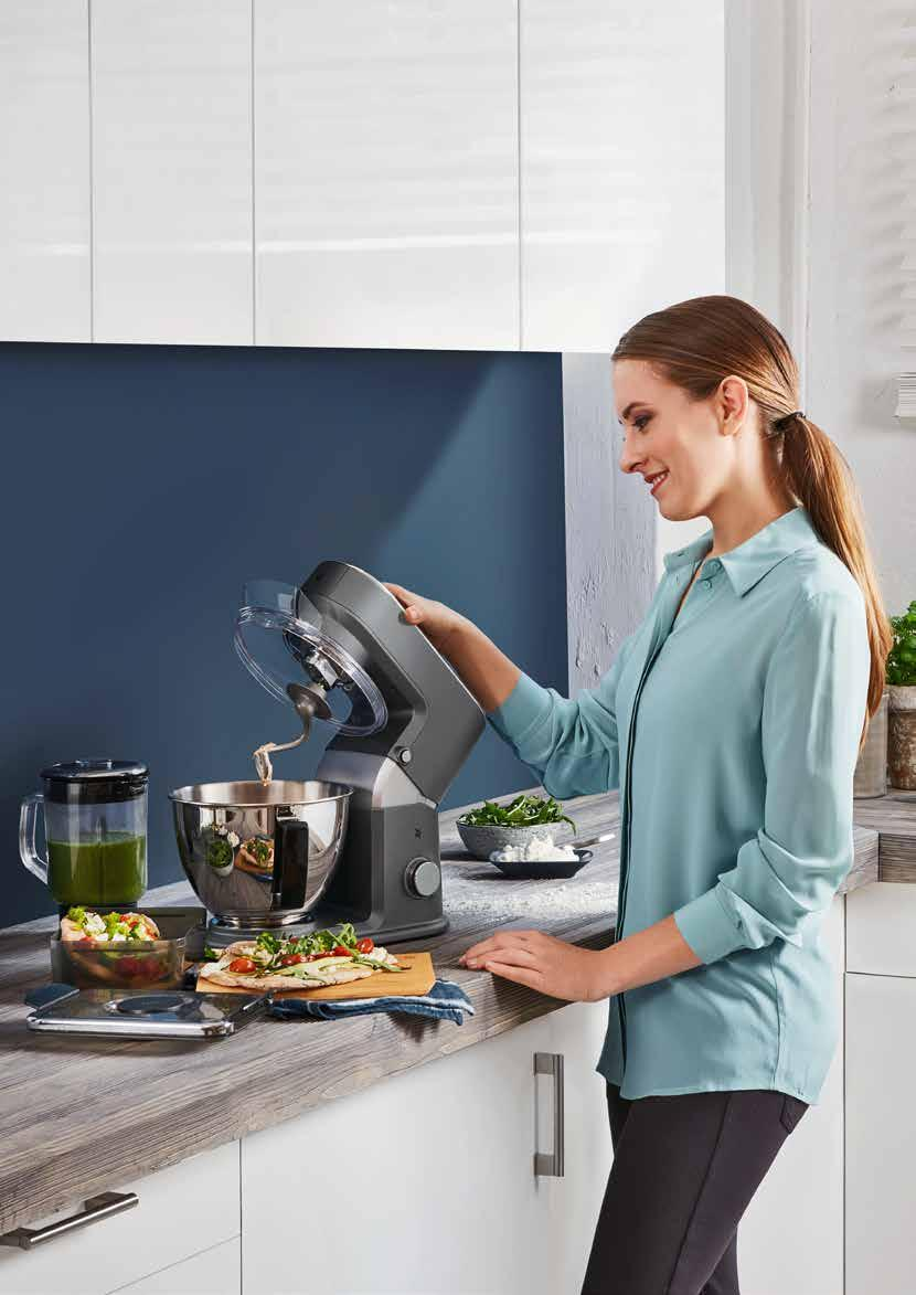 One for All. The multi-talented appliance designed for the smallest of spaces.