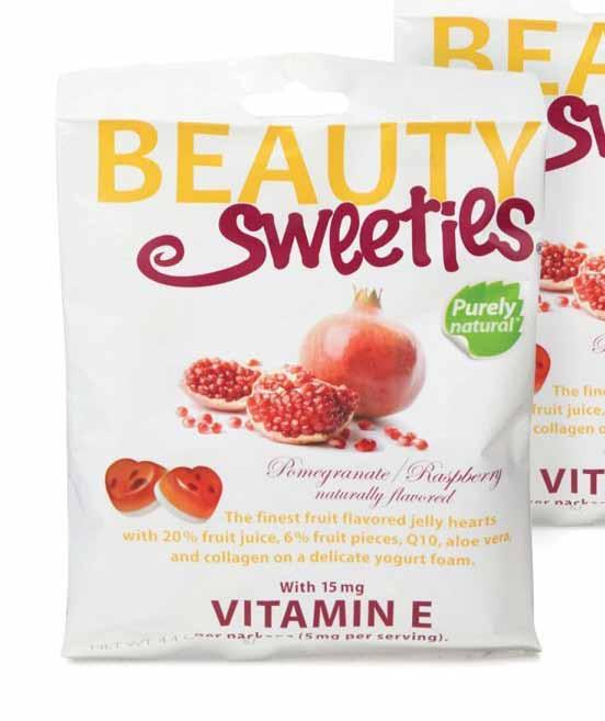 Beauty Sweeties are the perfect treat for those who value natural