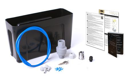 OPTIONS & ACCESSORIES EVO ACCESSORIES Every EVO machine includes all the accessories needed for installation and to get