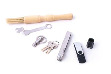 Service tool kit Convenient placement of electronic components Supplementary
