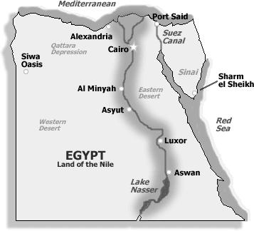 What was the purpose of the pyramids in Egypt? Pharoah C. The Middle Kingdom 1.