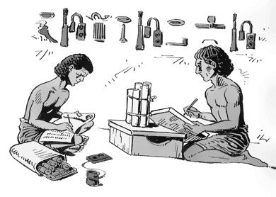 DAILY LIFE IN ANCIENT EGYPT 1. Describe the rights and privileges women had in Egypt. VI.