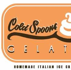 Cold Spoons Gelato, a locally owned and operated gelateria in Milwaukee, combines the freshest fruits and finest ingredients, including cream from Sassy Cow, to produce the highest quality in gelato