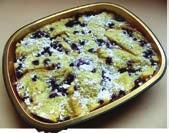 99 L&B Quiches 26 oz. $14.99 L&B Blueberry Cream Cheese French Toast 48 oz.