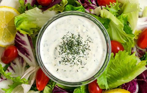 The Best Ranch Dressing Recipe with 4 Servings 8 Total Time: 35 minutes Prep Time: 5 minutes Cook Time: 30 minutes 1 cup(s) Paleo mayonnaise 1/ 2 cup(s) coconut milk, full fat 1
