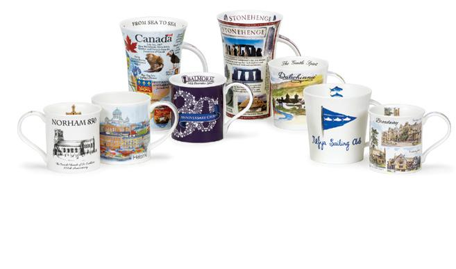 CUSTOM PRINTED MUGS fine bone china Our custom printing service gives you the opportunity to commission your own unique mugs ideal as company promotional and gift items, or as