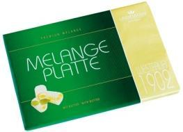 0672 Westfalia Melange Platte Premium mélange product (with 25% butter) for the production of fine danish pastries, puff pastries and croissants.