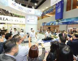 30am Norwegian Seafood Council s Ambassador Chef Blue Fin Tuna Cutting Demonstration - Cooking Demonstration (1st Session) 27 September 2017 12.00nn - 12.