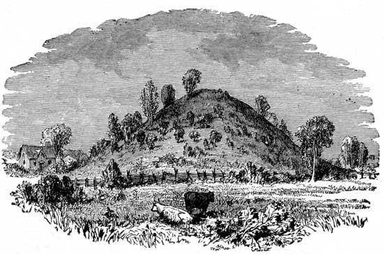 Religions of the Boyne City and the Charlevoix County area The Mound Builders The Mound Builders is a term used to describe First Nation's cultures that built earthen burial mounds and other