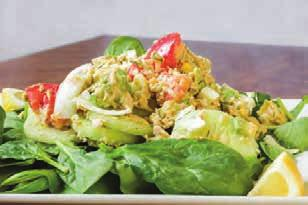 Spinach, Cucumber & Salmon Salad week 4 day 4 LUNCH K4 1 5 minutes 5 minutes 15.9 15.9 37.8 37.8 31.6 31.6 511.4 511.