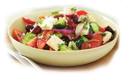 SALADS Add chicken or beef or gyro 2.99 Soup & Salad 8.99 Your Choice Greek, House or Fettouch Tabouleh Salad $5.99 Chopped parsley, burghul, tomatoes, onions, and mint.