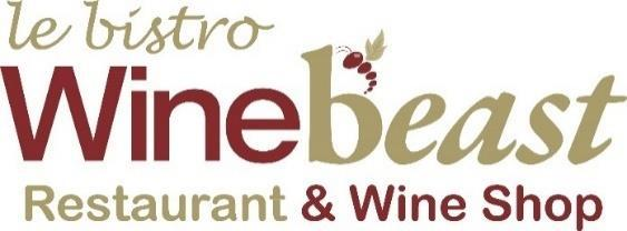 RESTAURANT PARTNERS Le bistro Winebeast G/F & 1/F Tai Yip Building, 141 Thomson Road, Wanchai Tel: 2782 6689 https://www.wine-beast.