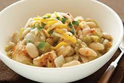 Southwest White Chili *Submitted by Judy Migliaccio HEALTH OFFICER S PICK!
